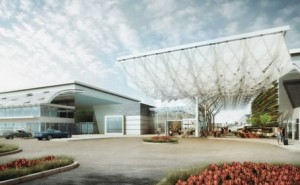 Proposed Executive Terminal at SJC